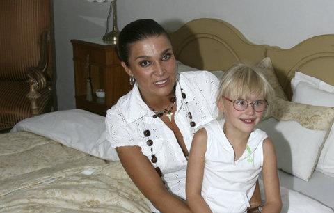 Mahulena Bočanová prozradila, co platí na její dceru