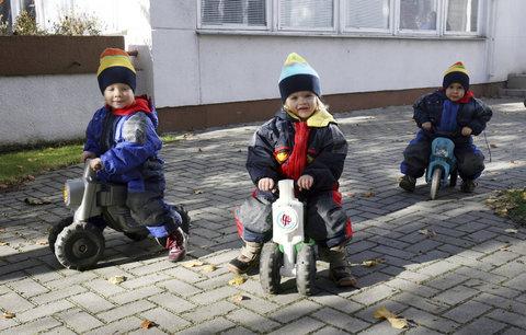 Dítě, nebo kariéra? Praha 2 chce pomoci zaměstnaným rodičům, plánuje nové jesle