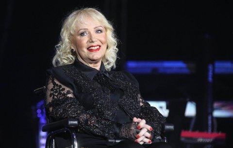 Marika Gombitová: Po koncertech rovnou do rehabilitačního centra!