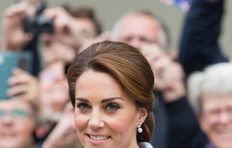 Vévodkyně Kate rozplakala mámu autistického chlapce: To, co jí pošeptala do ucha, nečekala