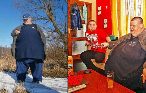 Nejtlustší muž Slovenska tři měsíce nevyšel z bytu! Rodina se bojí nejhoršího