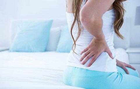 7  nejznámějších bolestí zad. Kde to bolí nejčastěji?