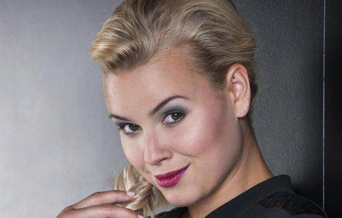 Patricie Solaříková: Svatební šaty, jako bude mít Tereza v Ulici, bych nechtěla