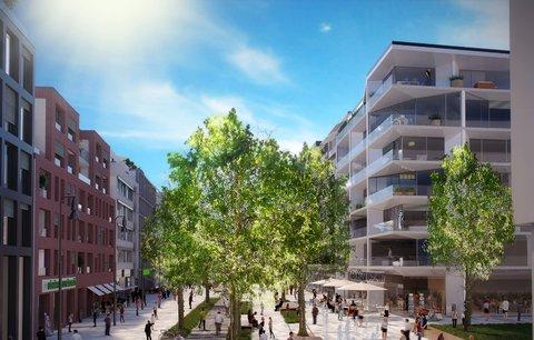 První fázi Smíchov City začnou stavět už příští rok: Vyjde na tři miliardy