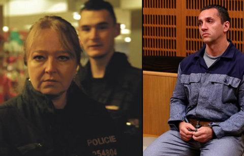 Kapitánka Helena Kahnová, která rozbila obávaný gang: Berdych měl u policie kamarády