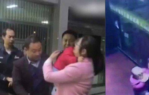 Hororový moment: Servírka ukradla zákaznici miminko a dala se s ním na útěk