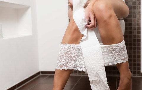 Máte krev ve stolici? Může se jednat o banální chorobu, ale i o vážný problém!