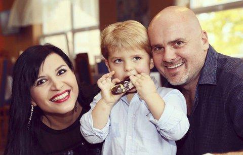 Andrea Kalivodová se těsně před porodem svěřila, že Vánoce oslaví v novém domě