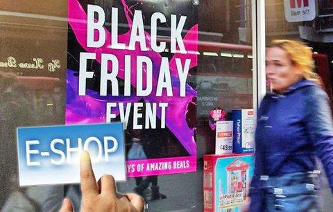 Černý pátek je tu a Češi sklízejí slevy. E-shopy: Mizí mobily, konzole i hračky