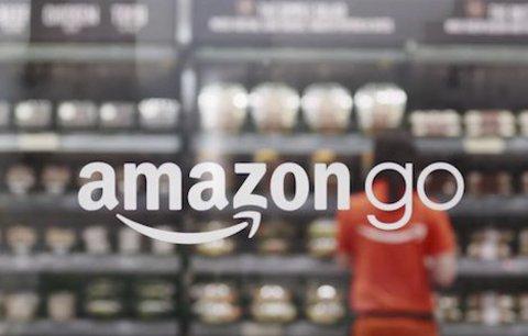 Amazon Go: revoluční obchod, ve kterém si vyberete, co chcete a odejdete bez placení