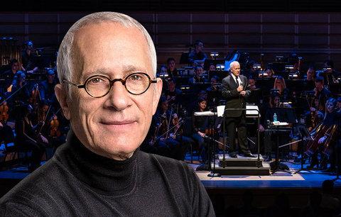Howard provedl posluchače světem hudby k hollywoodským filmům