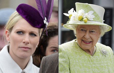 Smutné Vánoce vnučky královny Alžběty II.: Samovolně potratila!