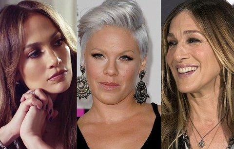 Trendy v barvách a účesech pro rok 2017: Takhle to nosí celebrity!