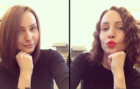 Veronika Arichteva se ostříhala na mikádo: Komu ze slavných taky sluší?