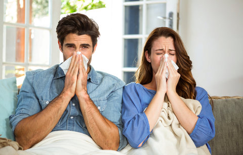 Nesmrkejte! Víte, co máte dělat, když máte rýmu?
