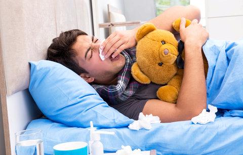 Češi jsou víc nemocní: Lékaři loni vydali 1,6 milionu neschopenek
