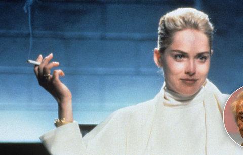 Pravda o kultovní scéně se Sharon Stone: Žádný trik! Prostě vagina, přiznal režisér