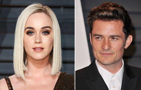 Konec hvězdného páru? Orlando Bloom a Katy Perry si dávají pauzu