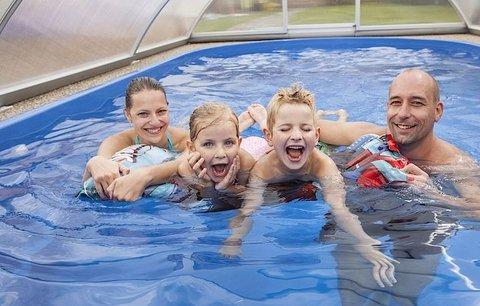 Kdy pro bazén? Teď jsou za třetinu ceny!