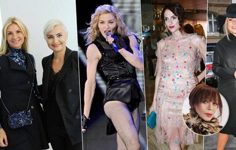 Tramvaj snů pro charitu: Velká móda za minimum. Bude i Madonna!