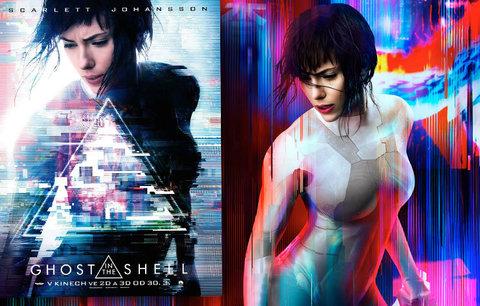 Do kin přichází film Ghost in the Shell: Múza Matrixu má sexy křivky