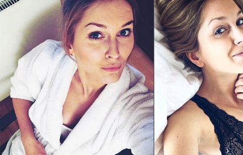 Moderátorka Zorka Hejdová: V posteli dráždí ve spodním prádle
