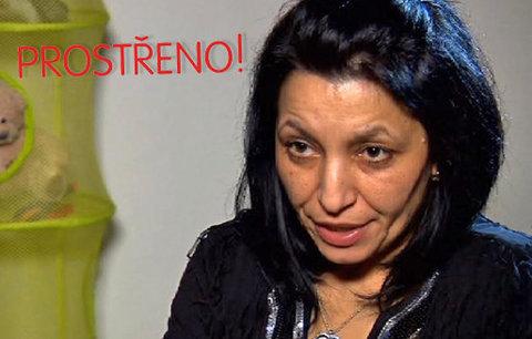 Dana v Prostřeno: Jsem cikánka! Na Romy si hraje jen nižší třída! Blbí si hrajou na něco, co nejsou!