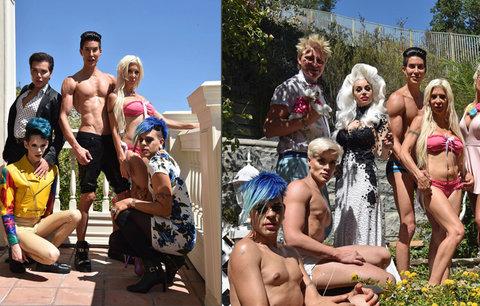 Festival gumáků? Rozjíždí se bizarní reality show Dům panenek!