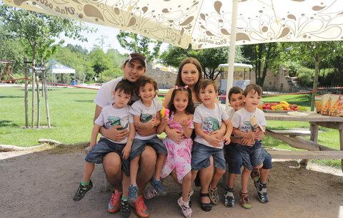 Paterčata se připravují na páté narozeniny: Zvláštní přání od tetiček z Milovic
