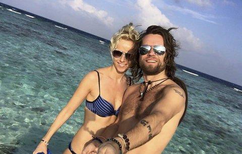 Celebrity na síti: Krajčo se oženil a Agáta byla na houbách