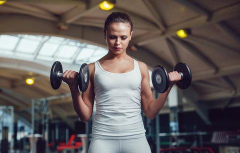 Kvůli těmto chybám shazujete svaly, zatímco tuk vám zůstává