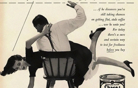 Retro reklamy, které by dnes zakázali. Jsou plné sexismu, rasismu a drog!
