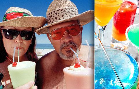 Hubnete do plavek? Pozor na sladké koktejly! Některé mají stejně kalorií, jako vydatné jídlo