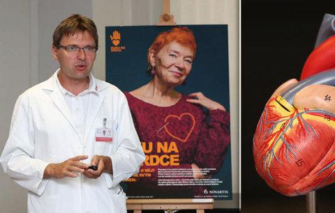 Srdeční selhání zabije víc lidí než rakovina! Pleteme si ho s infarktem. Jak ho poznat a jak se liší?