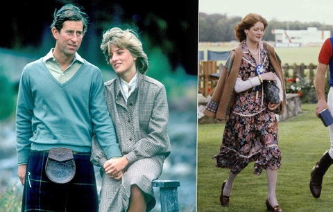 Jak se Diana dostala do královské rodiny? Charles chodil s její ségrou!