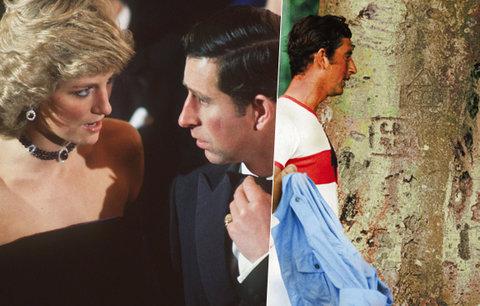 Veřejné ponižování princezny Diany: Nevěrný manžel a oplzlé telefonáty!
