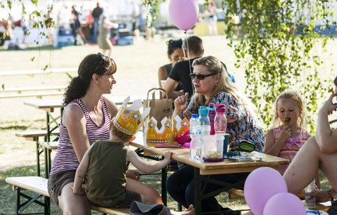 Na pražské Ladronce probíhá F.O.O.D. piknik, oslavte s námi 10 let časopisu