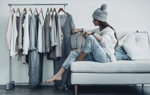 Inspirace jednoduchými outfity: Když už vážně nevíte, co si vzít na sebe!