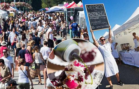 Festival dobrého jídla Food Piknik na Ladronce: Vařit tam budou profíci!