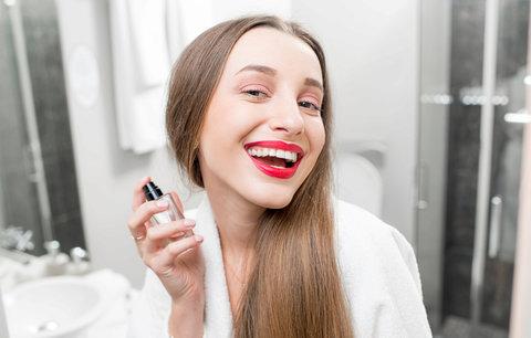 Váš cyklus ovlivňuje vnímání vůní! Kdy vám voní partner a kdy spíš levandule?