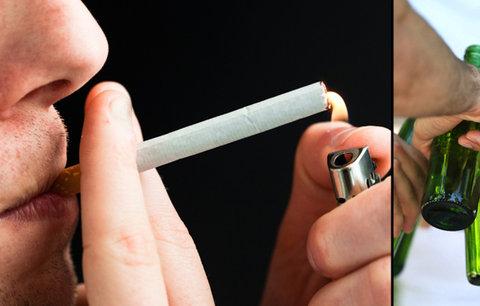 Pivo, cigarety a bůček. Češi vévodí statistice nejnezdravějších zemí světa