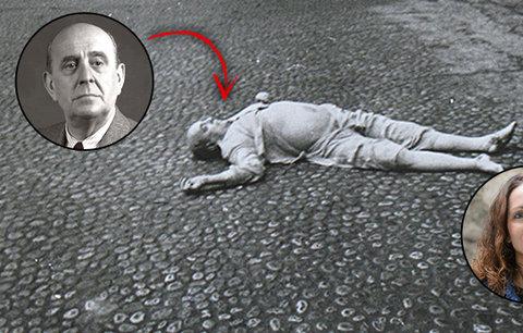 """Masaryka vyhodili z okna """"jako pytel brambor"""". Vraha vydírali, tvrdí spisovatelka"""