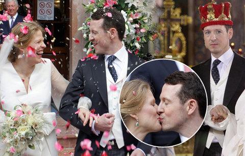 Královská svatba prince Filipa: Kdo všechno si nenechal ujít jeho sňatek s dcerou malíře?