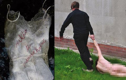 Strach a ponížení. Umělkyně ukázaly pocity i bezmoc znásilněných žen