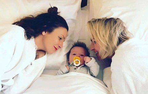Celebrity na síti: Kubelková na operaci a nejroztomilejší syn Štíbrové