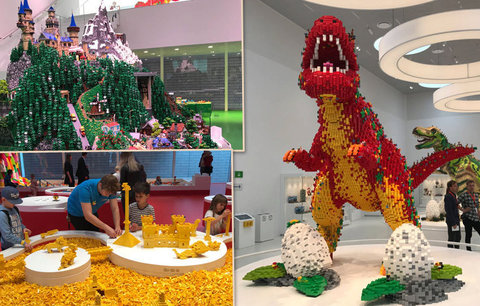 Lego už nikdy nebude jako dřív: Šlápnutí na kostičku už nebude tolik bolestivé