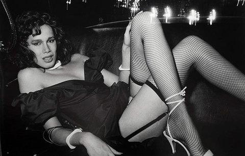 Tajemství nočních taxíků: 10 let fotil své zákazníky v ulicích New Yorku