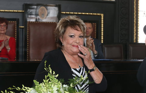 Jiřina Bohdalová: Brečím a směju se stejně jako každý jiný