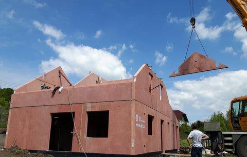 Urychlete stavbu rodinného domu až o několik měsíců!
