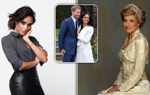 Posedlá Dianou! Tajemství Harryho snoubenky: Že bude princeznou, snila odmala